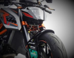 KTM 1290 Super Duke R Steering damper