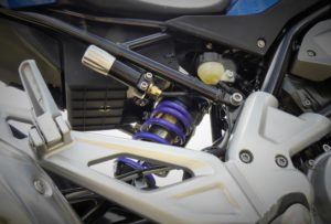BMW G310R HPA